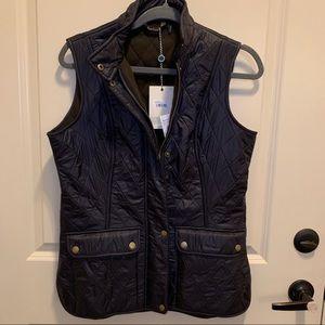 Barbour Fleece-Lined Wray Gilet Vest